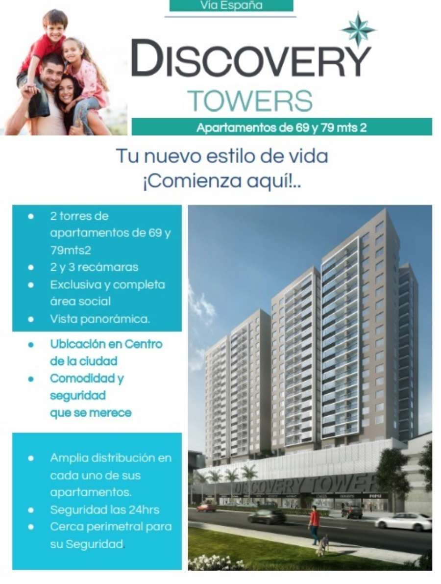 Discovery Towers